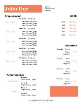 Nursing Student Resume Sample & Template Monsterca