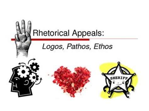 Argument essay with ethos pathos logos